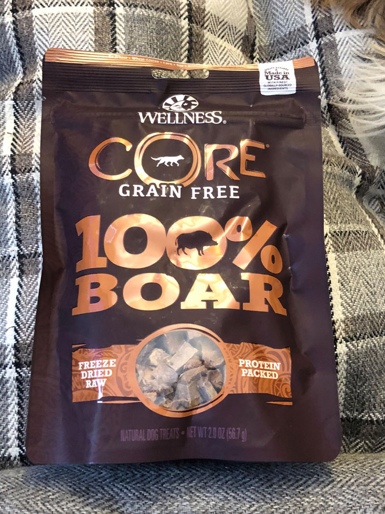 CORE Freeze-Dried Treats