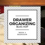 Organized Sock Drawer — Drawer Organization Blog Hop