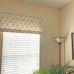 Hanging Window Valences – April Pinterest Challenge