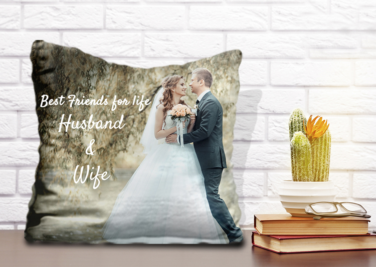 custom canvas photo pillows and printed throw pillows from Canvas Champ