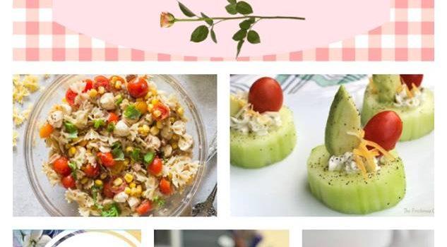 Mother's Day Brunch Recipes — Taste Creations Blog Hop