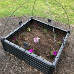 My New Easy to Assemble Raised Garden