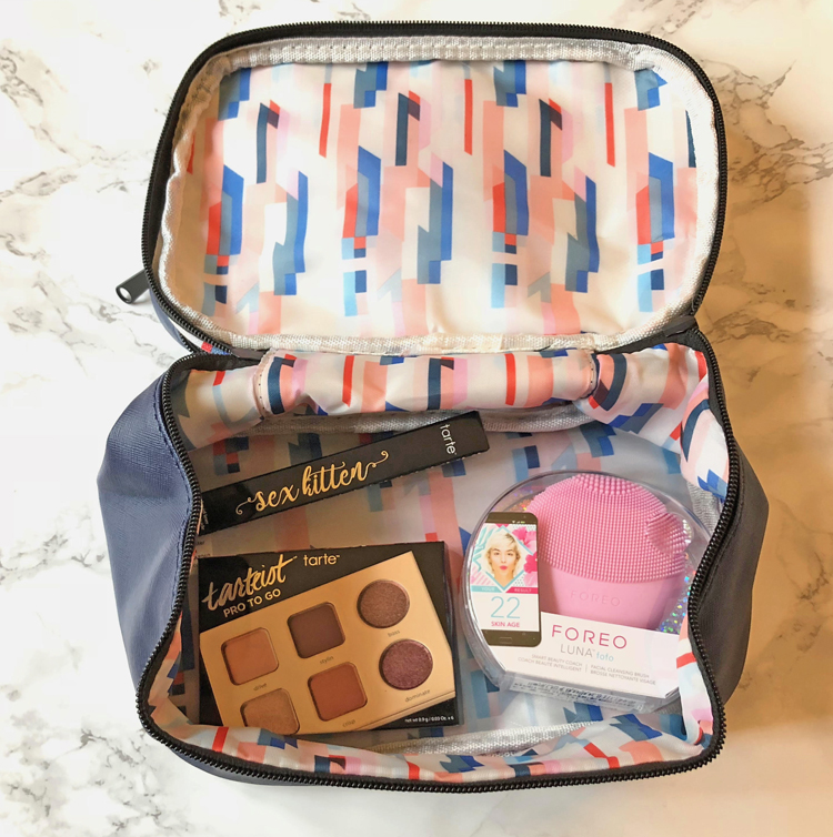 Yumi Kim Makeup Train Case