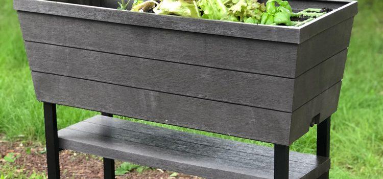 Creating a Raised Patio Garden — Pinterest Challenge Blog Hop