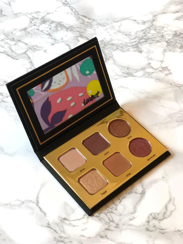 tarte eye shadow palette