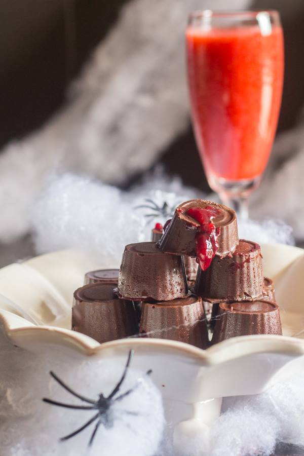 draculla's chocolates recipe