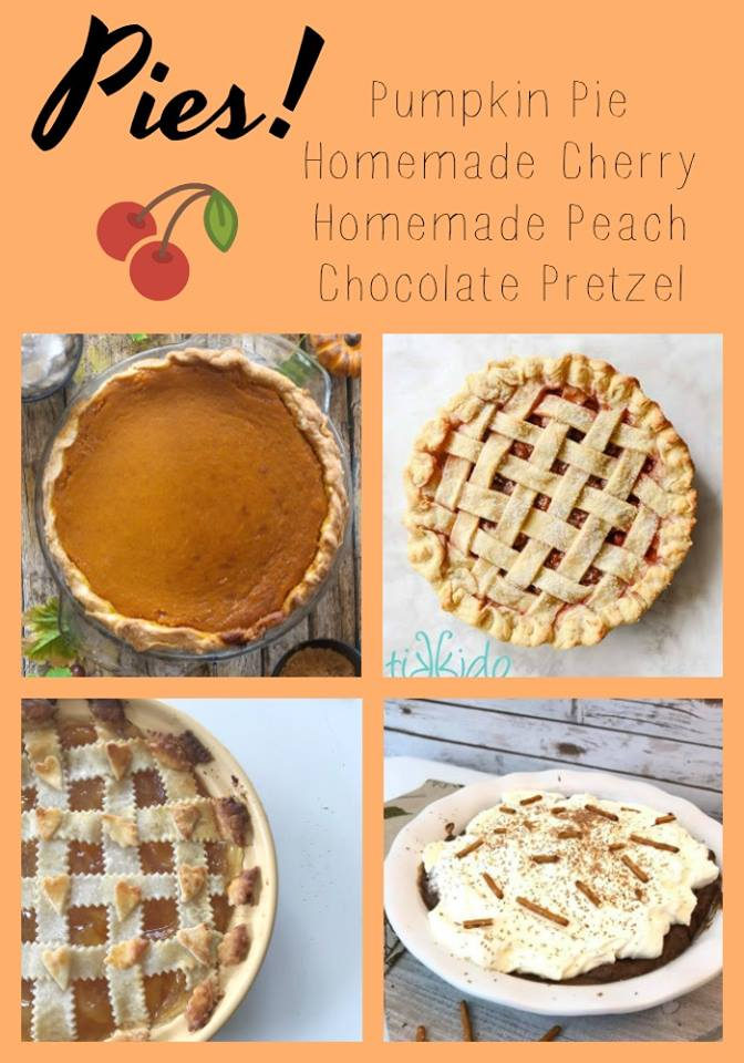 delicious fall pie recipes