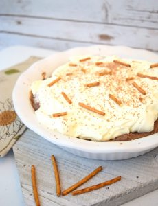 Chocolate Pretzel Pie & Other Great Fall Pies — Taste Creations Blog Hop