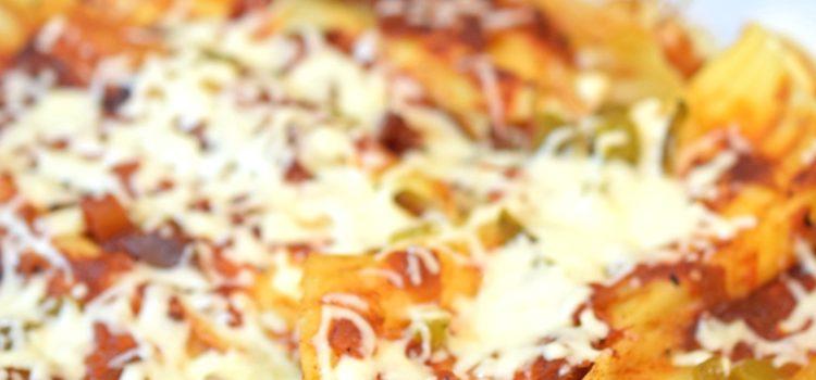 Quick & Zesty Mexican Manicotti Dinner