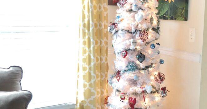 Christmas Trees on Parade