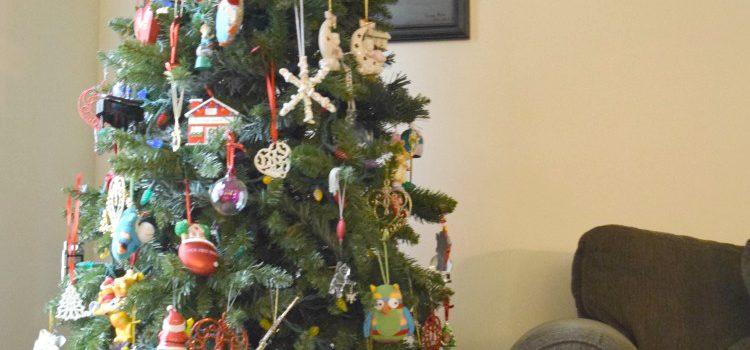My Christmas Home Tour – Christmas Tour of Home {Blog Hop}