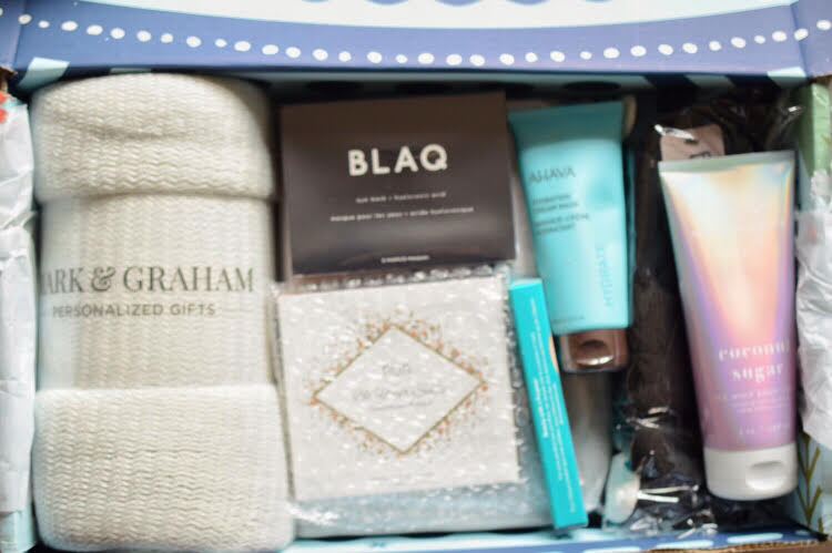 The FabFitFun box is a curated collection of the latest in fun fashion, fitness and beauty finds
