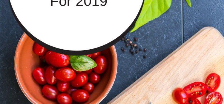Best Health Tips for 2019