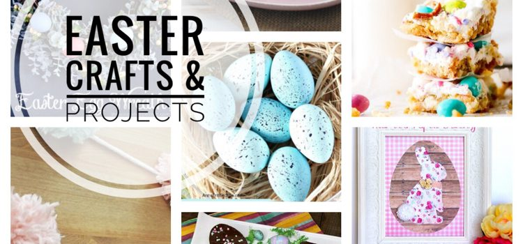 Easter Crafts & Treats — MM #245