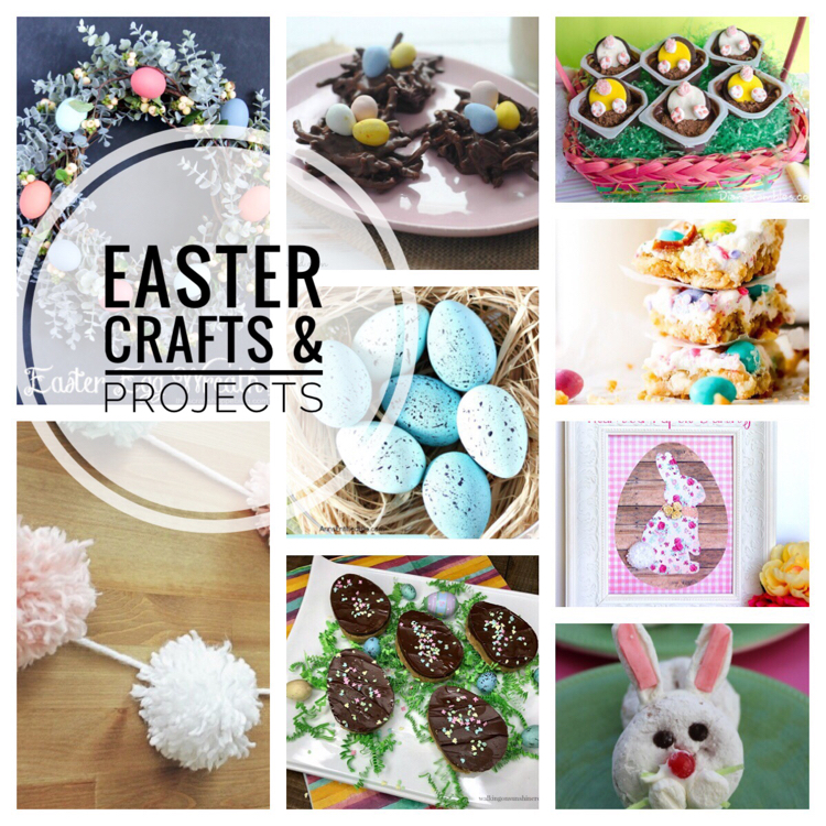 These fun Easter crafts, recipes and projects are sure to add something special to your holiday.