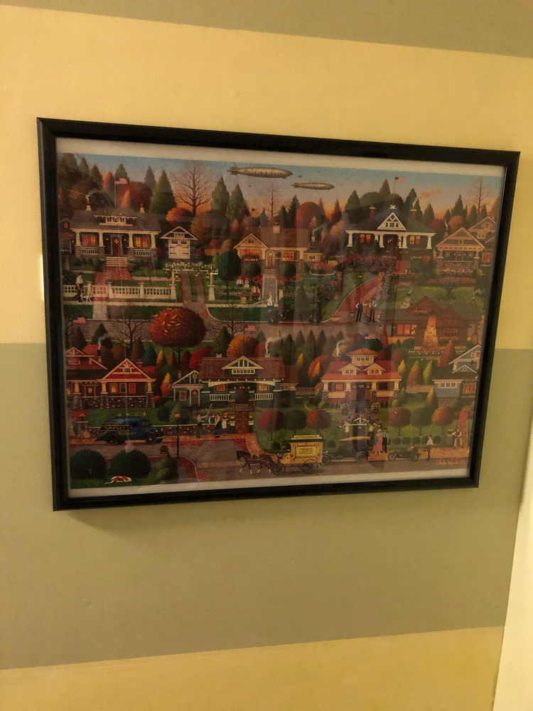 how to glue and frame a jigsaw puzzle