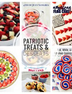 I love these ideas for patriotic treats and desserts!
