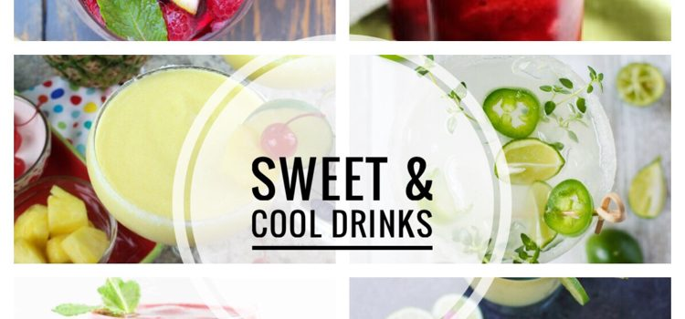 Sweet & Cool Drink Recipes – MM #249
