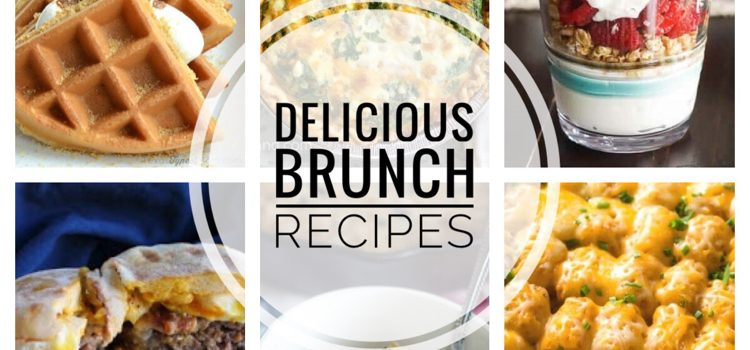 Delicious Brunch Recipes – Merry Monday #251