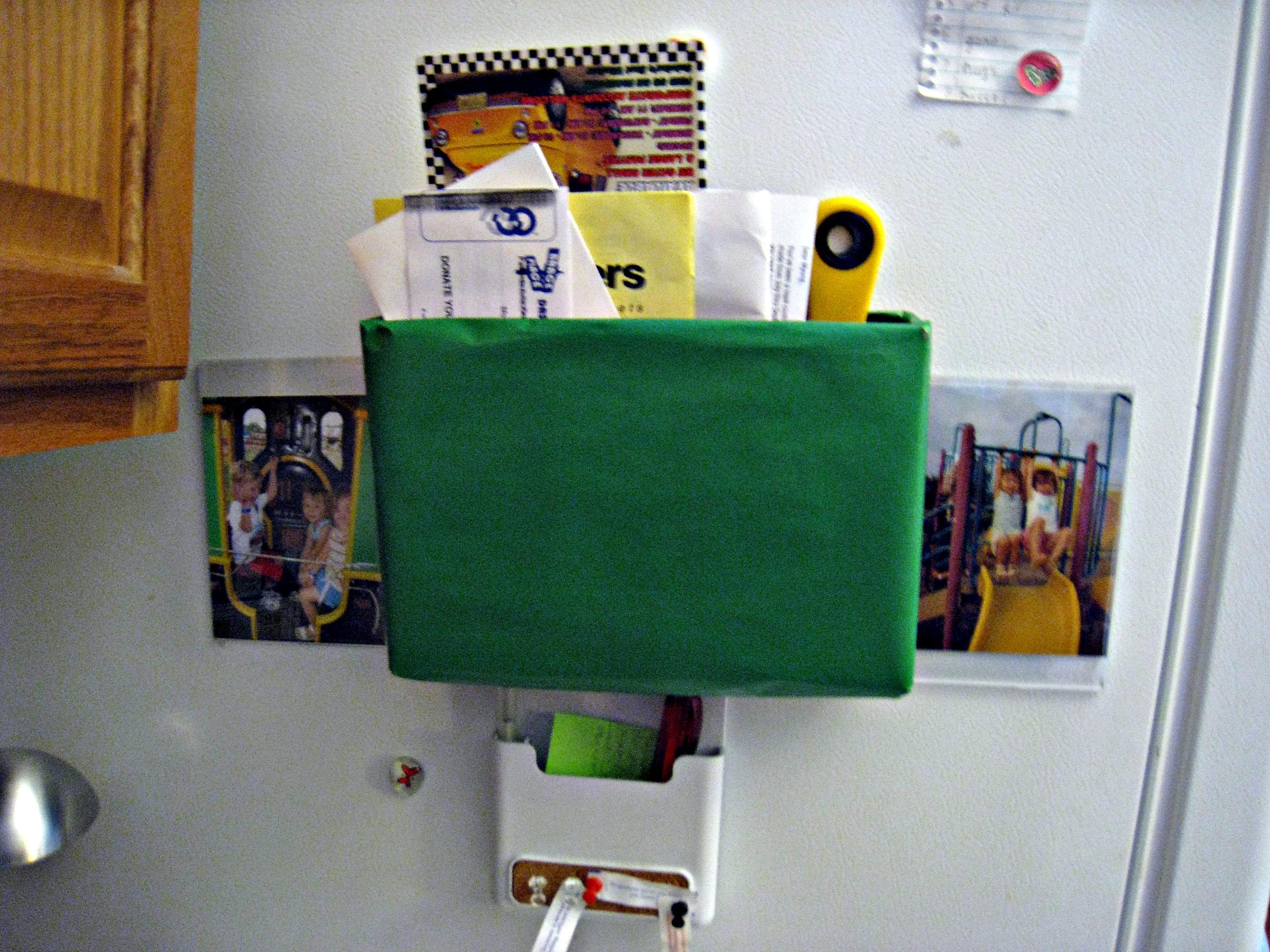 Organizer Pocket For Fridge Door Momhomeguide Com