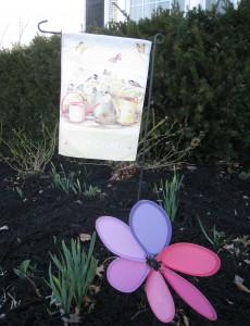 flower garden bed