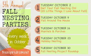 Fall Nesting Party