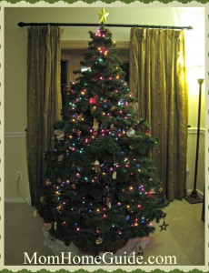 Christmas, tree, lights, 2012, decorate