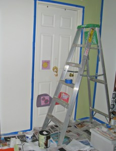 painting, tips, interior, walls