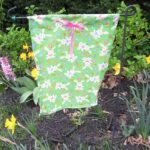 An Easter Garden Flag Craft