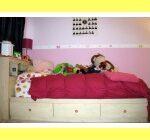 kids, children, storage, bed, captain, lily rose