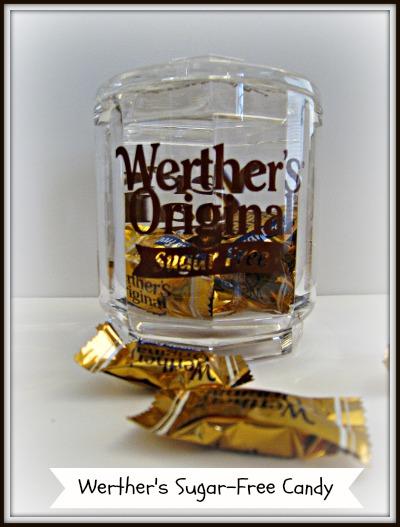 Werther's, sugar free, candy, caramel