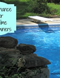 pool, maintenance tips