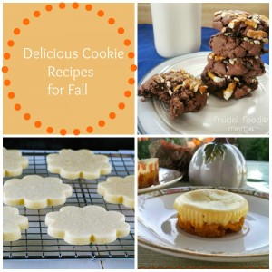 fall cookie recipes