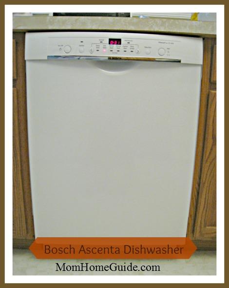 bosch ascenta dishwasher