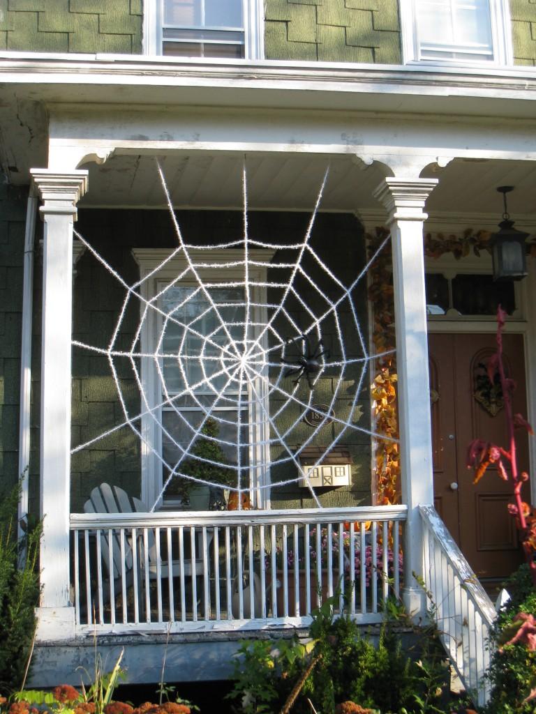 spider web, halloween decoration