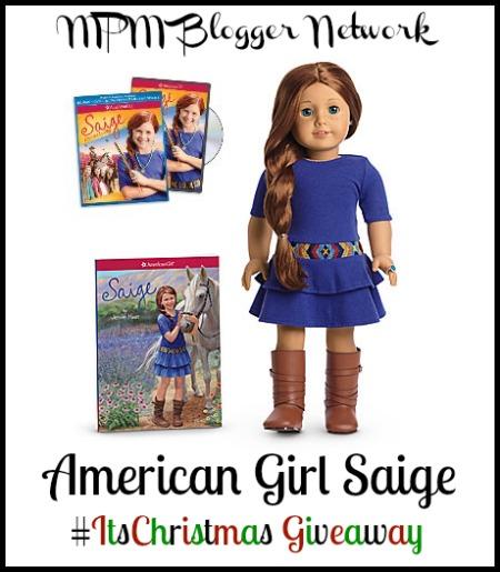 American Girl, Saige, giveaway, doll