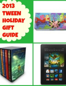 2013 tween holiday gift guide