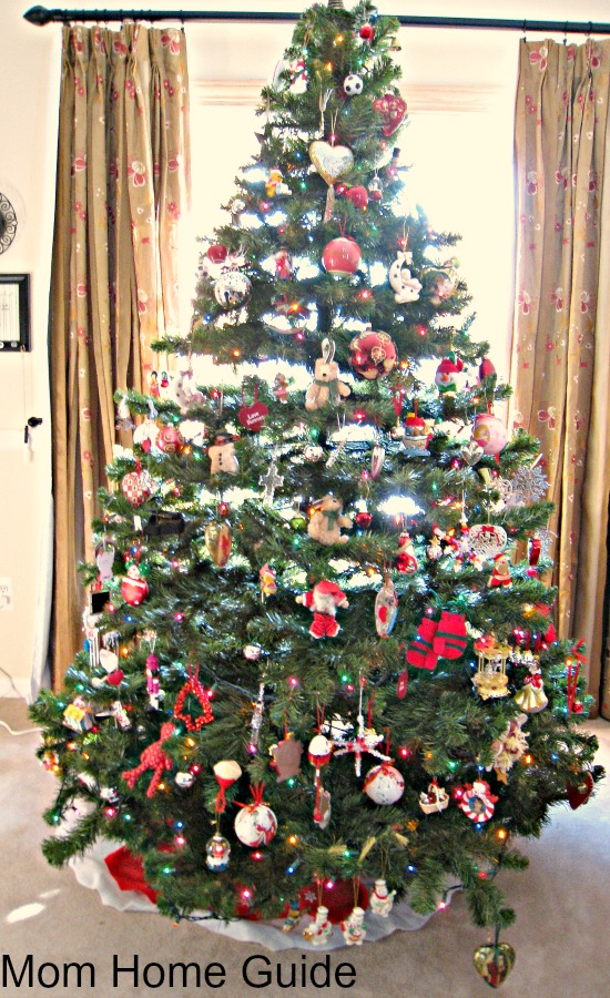 christmas tree, 2013