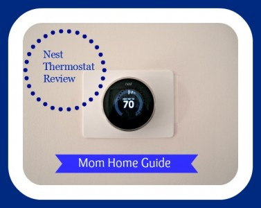 nest, thermostat, review