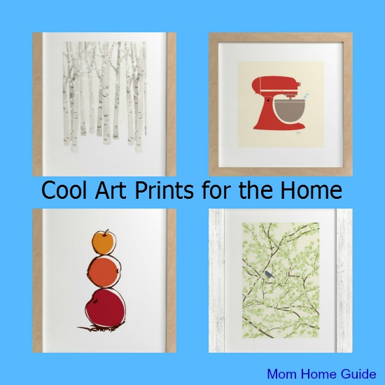 cool art prints for the home