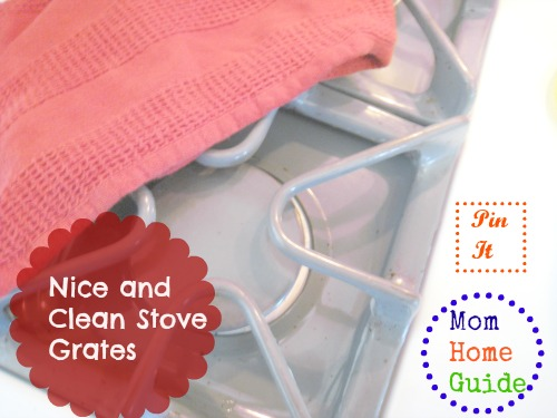 oven, grate, clean, ammonia