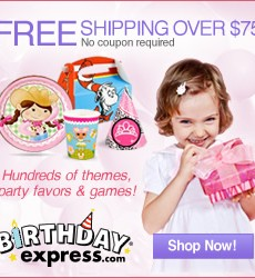 birthdayexpress, costume express, clearance sale, party supplies