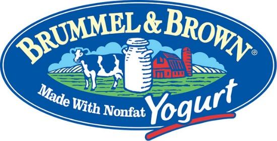 brummel, brown, butter, yogurt spread