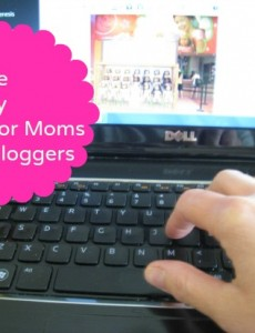 online safety tips, moms, bloggers