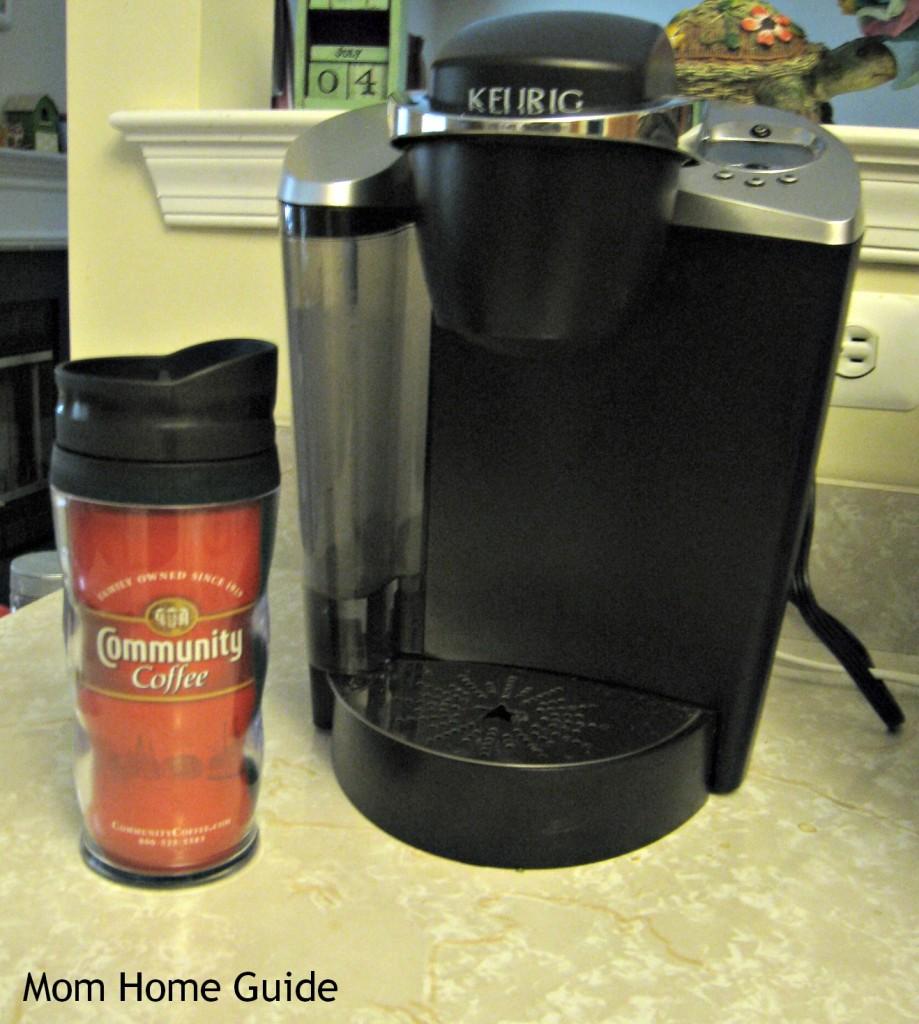 community, coffee, mug