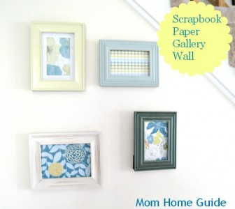 gallery, wall, scrapbook, paper, art