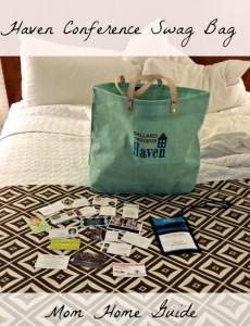 swag, Haven, conference, #havenconf