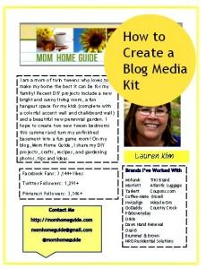 how to, blog, media kit
