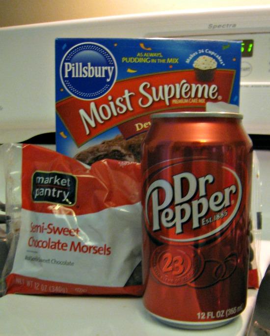 dr. pepper, chocolate, cake, buttercream, icing, recipe