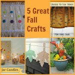 5 Great Fall Projects and Crafts